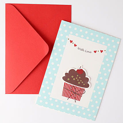 birthday greeting card for her