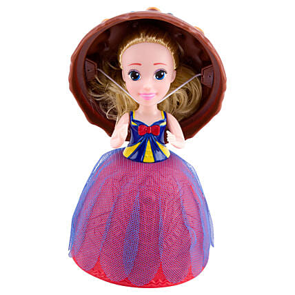 Cupcake Gelato Surprise Doll Clara