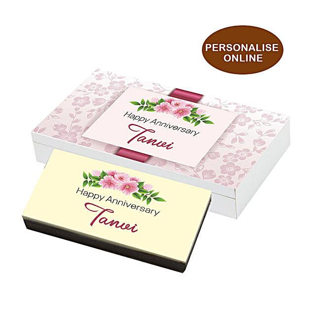 Premium Anniversary Chocolate Box For Couple