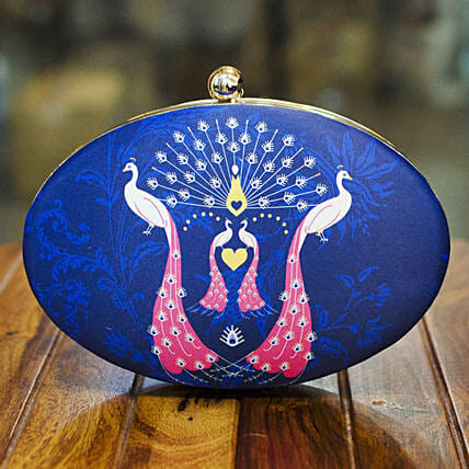 Customised Easy Fit Women Clutch