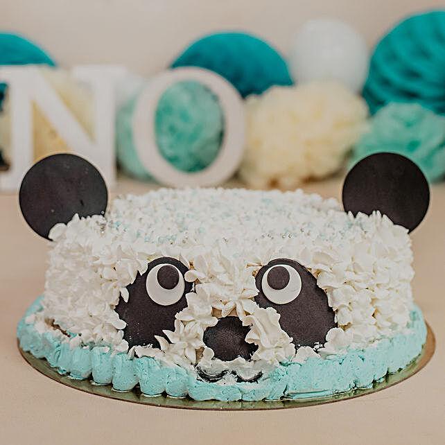 Cute Panda Designer Cake