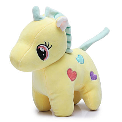 Online Unicorn:Soft Toy