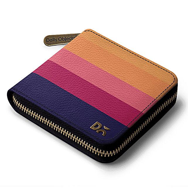 coral quin zip wallet online