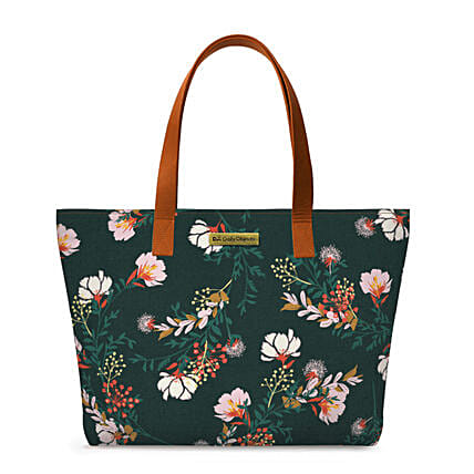 Online Lush Midnight Fatty Tote Bag
