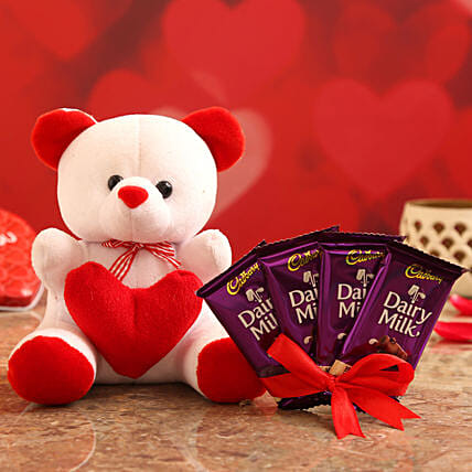 Valentines Day Special Gift Combo for Wife