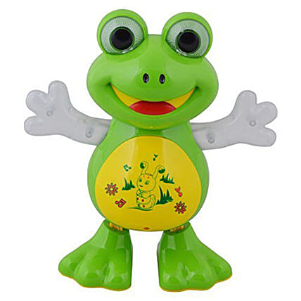 Dancing Frog Online For Kids