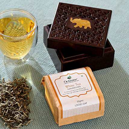 Darjeeling Special Tea Box Online:Tea Gift Hampers
