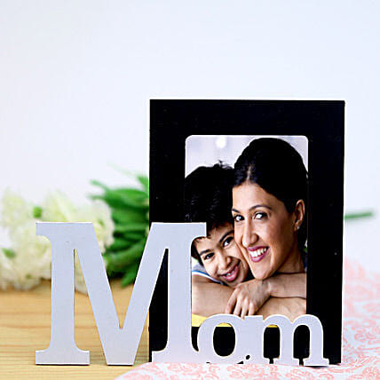 Mom Personalized Frame-1 personalized photo frame for mom:Send Personalised Photo Frames to Kolkata