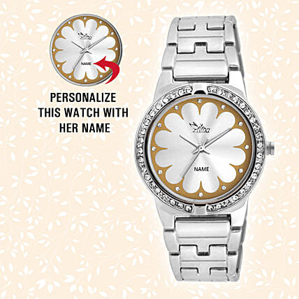 Debonair Personalised Watch For Her