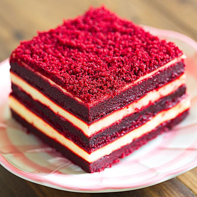 red velvet pastry online