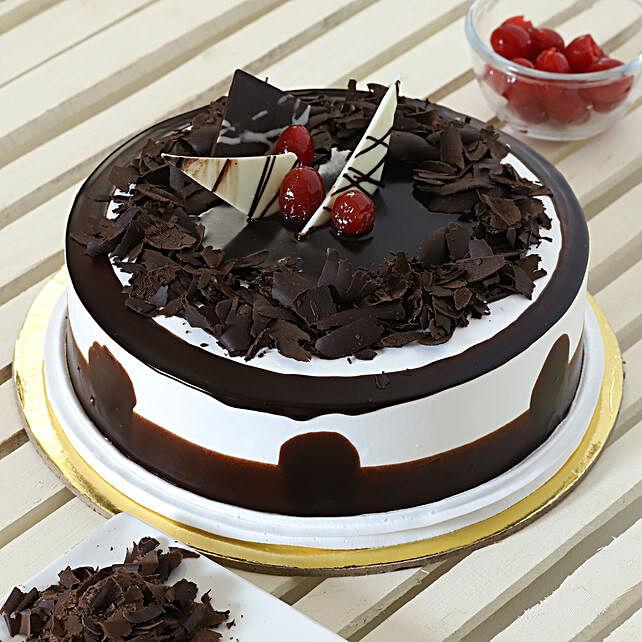 black forest cake online:Black Forest Birthday Cakes