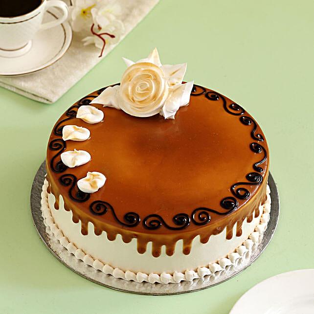 Caremel Cake Online:Caramel Cakes