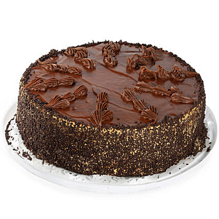 online chocolate cake for anniversary