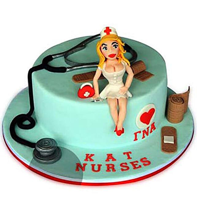 Delicious Doctor Cake 3kg Butterscotch