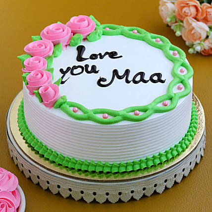 Delicious Love You Maa Pineapple Cake:Send Pineapple Cakes