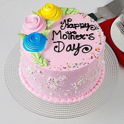 Birthday Cake Design For Mother 65th Mothers Day In