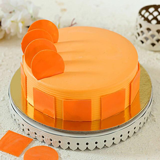 special orange cake online
