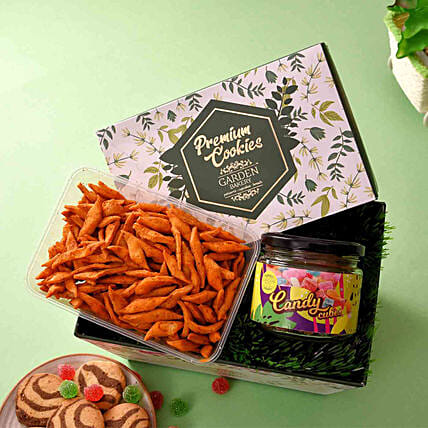 sweet with savoury snacks online