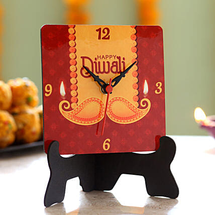 Table Clock for Diwali