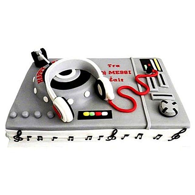 DJ Special Cake 4kg Butterscotch