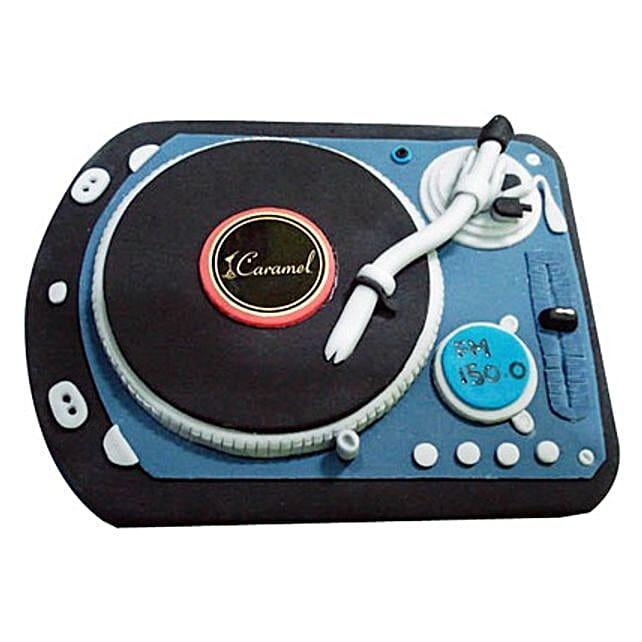 DJ Spin That Cake 2kg Chocolate