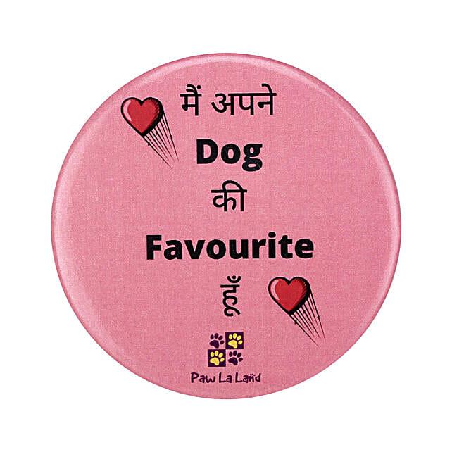 Dog Lover Fridge Magnet