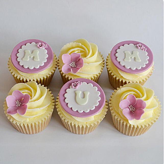 Yummy Cupcake for Mum:Cupcakes