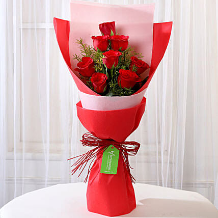 Bunch Of Red Roses Online