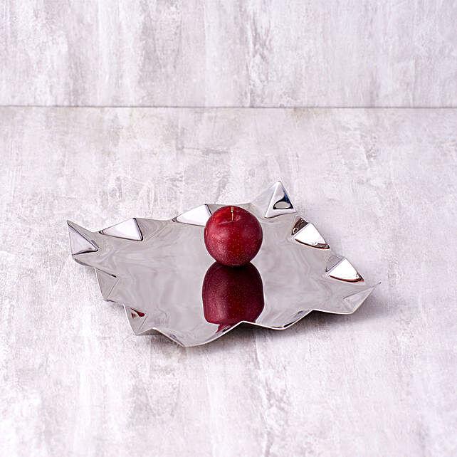 Online Elegant Criss Cross Platter