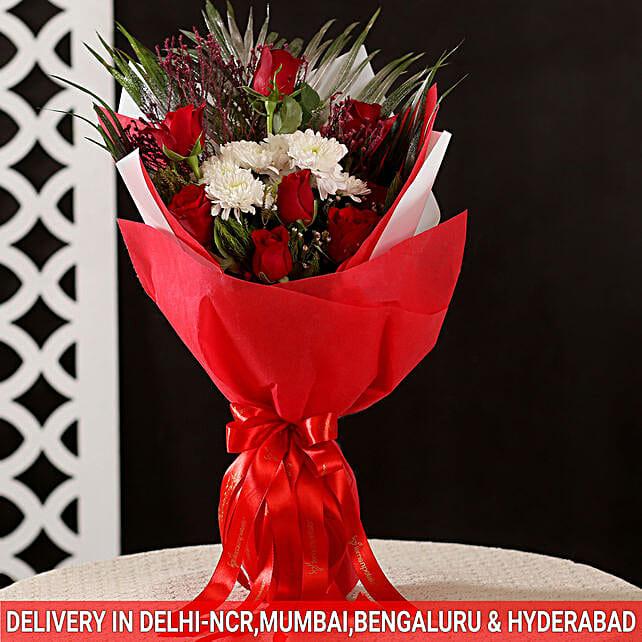 exclusive flowers bouquet online