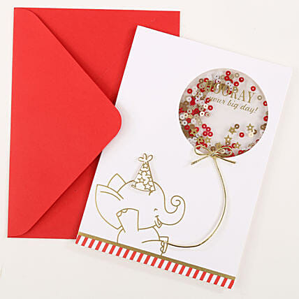 lovely butterfly greeting card online