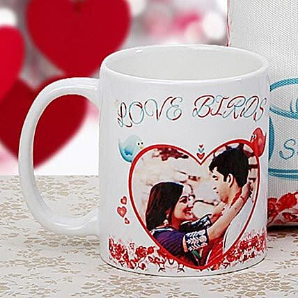Essence of Affection:Personalized Anniversary Mugs