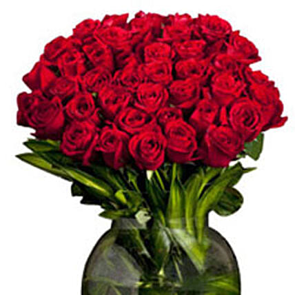 Extravagent Affair-40 Red Roses:Send Premium Roses