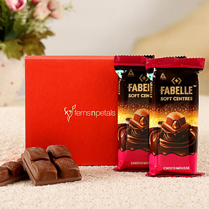 Fabelle Mousse Choco Bars