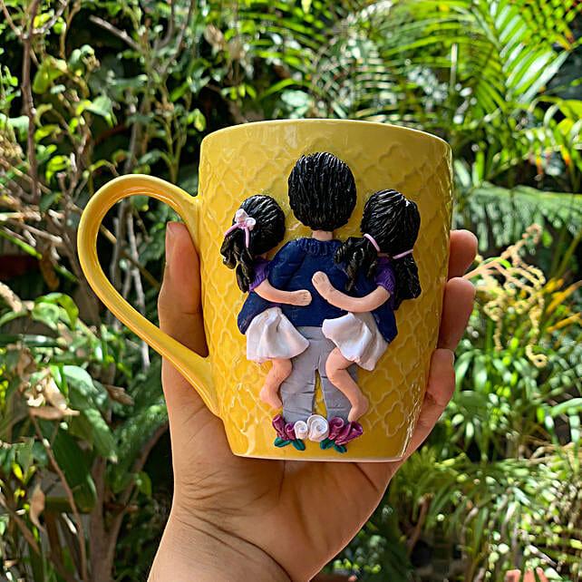 Online Farther Daughter Love Mug