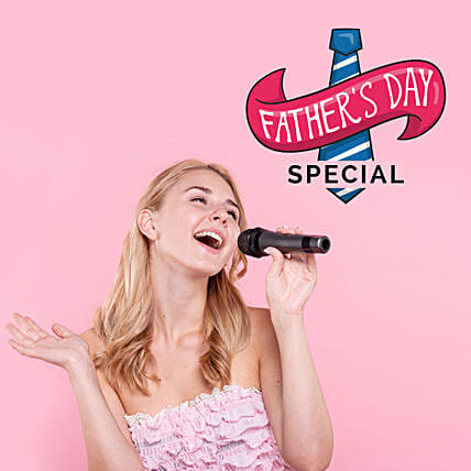 Father's Day Songs By Female Singer on Call
