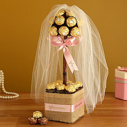 Ferrero Rocher Arrangement For Her