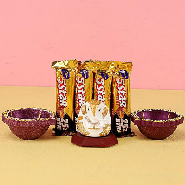 Online Festive Chocolaty Blessings