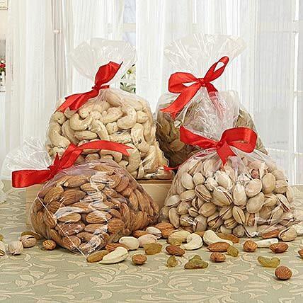 Mixed dry fruits:Sargi For Karwa Chauth