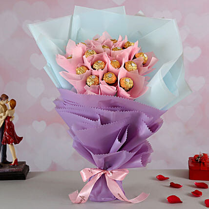Ferrero Rocher Bouquet for Her