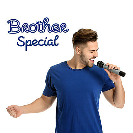 For Brother- Special Songs By Male Singer:Gifts for Brothers Day
