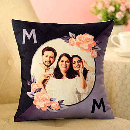 Personalised Cushion For Mom:Personalised Mothers Day Gifts