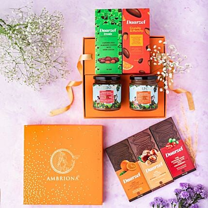 Online Fruit & Nut Hamper