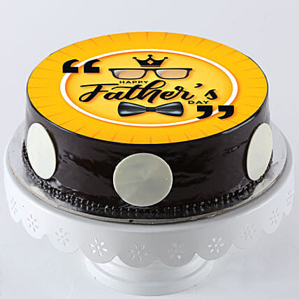 Cool Fathers Day Cake Online