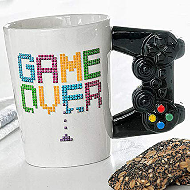 Online Game Over Mug