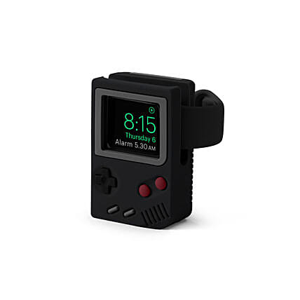 Gameboi - Apple Watch Stand Black