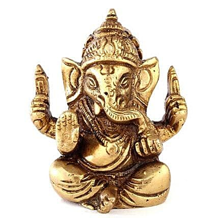Ganesha Statue-3 inches ideal