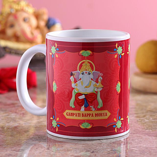 Personalised Ganesha Mug Online