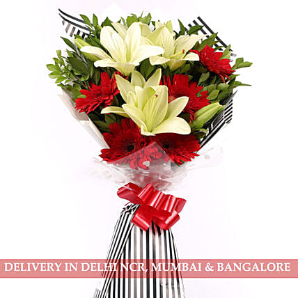 Bunches of Mixed Flower  Online