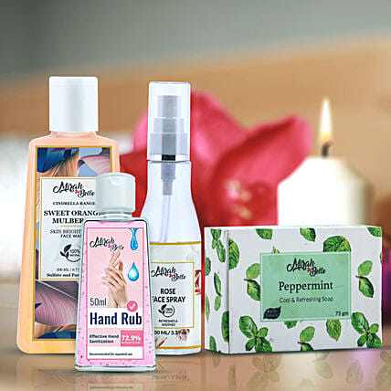 Summers Skin Care Kit Online